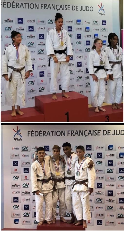 Championnat de France «Espoirs» - Cadets (H/F)