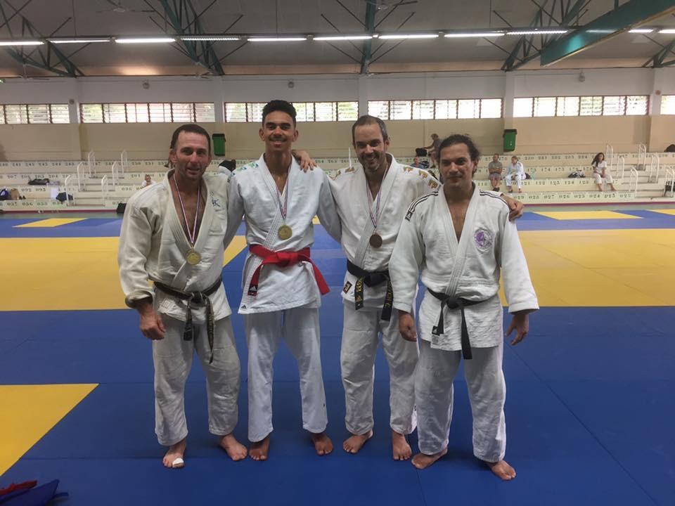 Coupe Régionale Jujitsu Combat et Ne Waza (H/F)