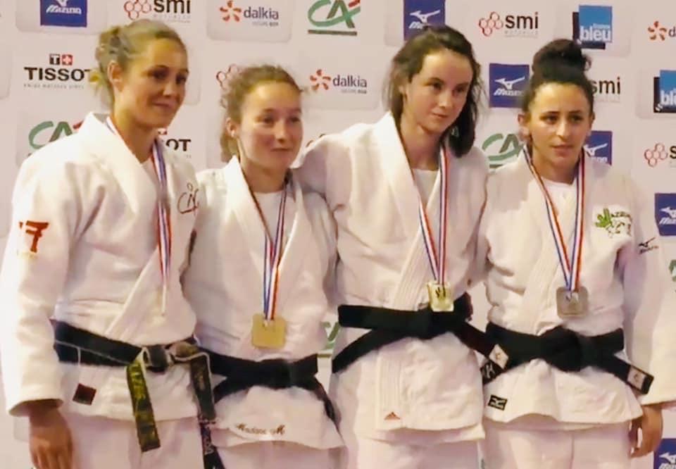 Championnat de France 2D et 3D - Seniors (H/F)
