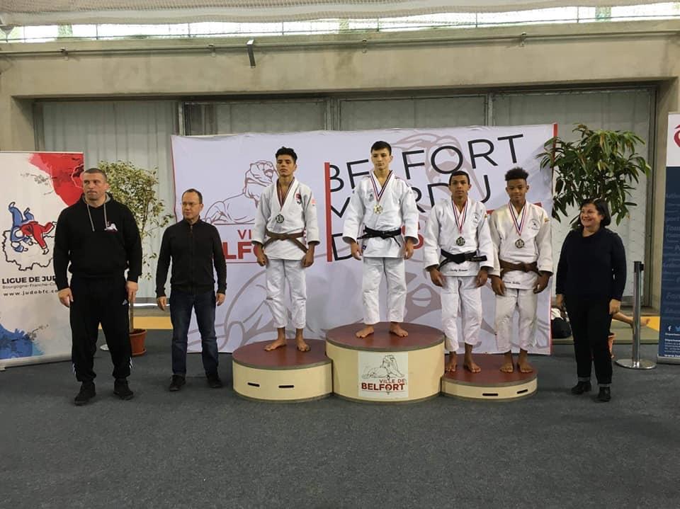 Tournoi de Belfort - Minimes/Cadets (H/F)