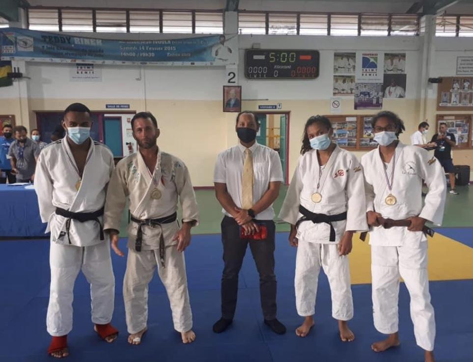Championnat Régional Cadets (H/F) et Tournoi Jujitsu (H/F)