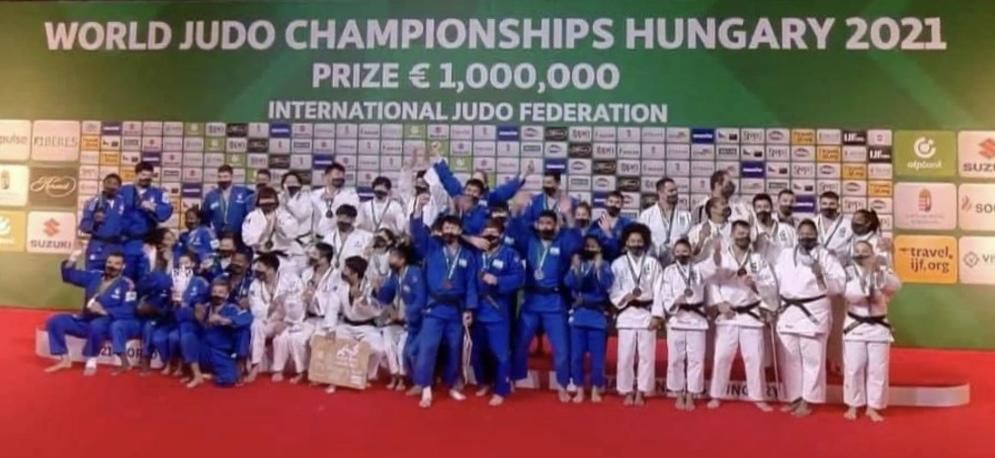 Championnat du Monde par Équipe - Hongrie (H/F)