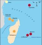 Zone océan indien