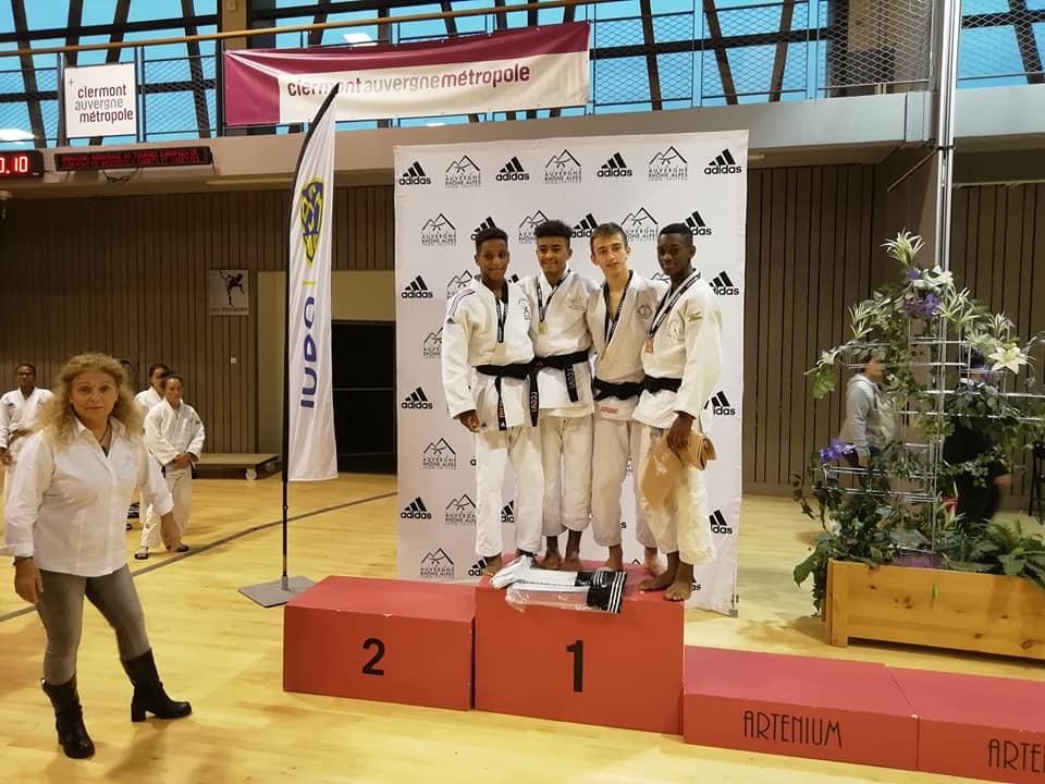 Tournoi International Excellence de Clermont Ferrand - Cadets (H/F)