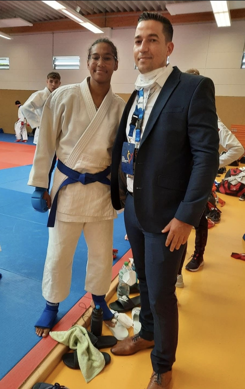 Championnat d'Europe Jujitsu Fighting (H/F)